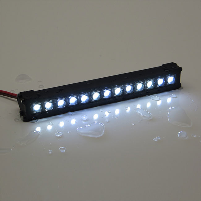 Gear head rc led light bars aloadofball