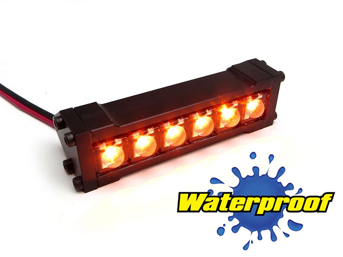 Gear head rc led light bars amber yellow blue aloadofball Image collections