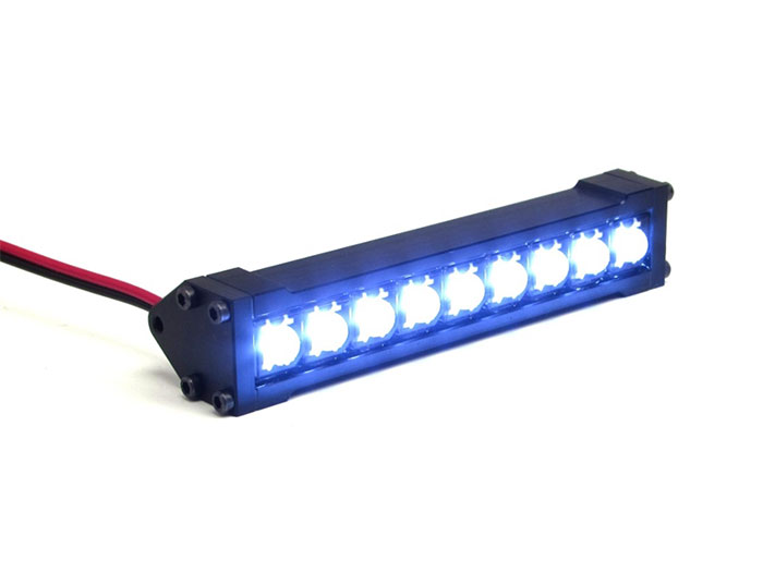 Gear head rc led light bars 110 scale trail torch led light bar made in the usa aloadofball Choice Image
